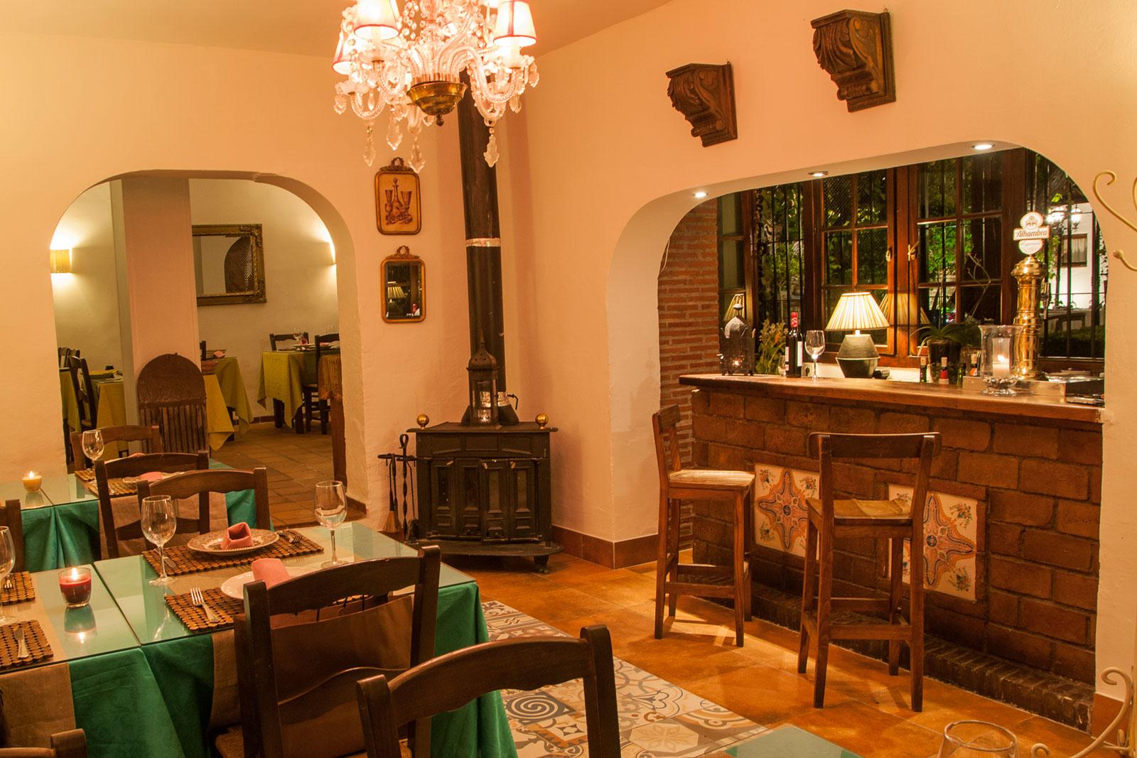 Restaurante El Trillo